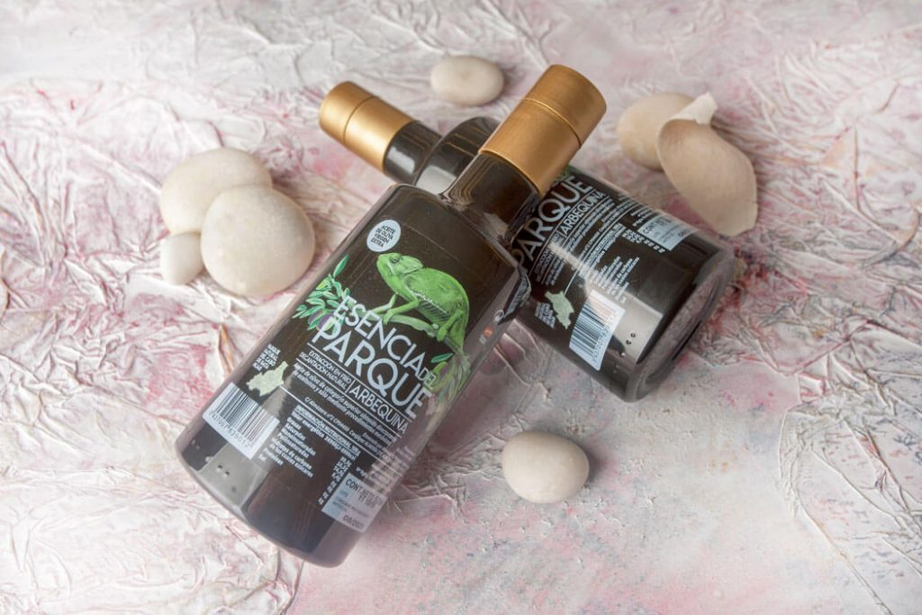 aceite de oliva Esencia del Parque
